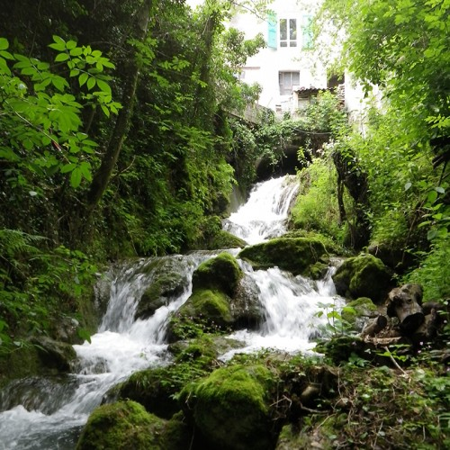 Ruisseau du Champa - Le-Gua